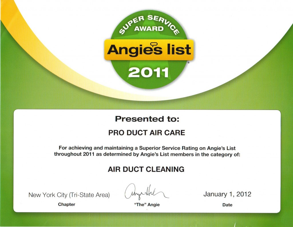 Duct Cleaners Long Island NY Angies List